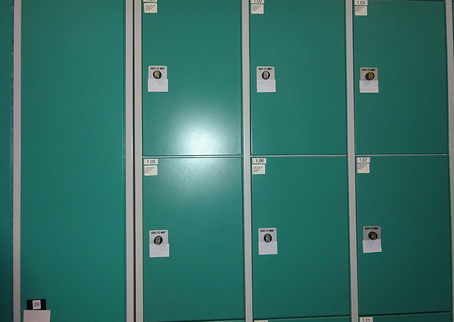Long-Term Lockers