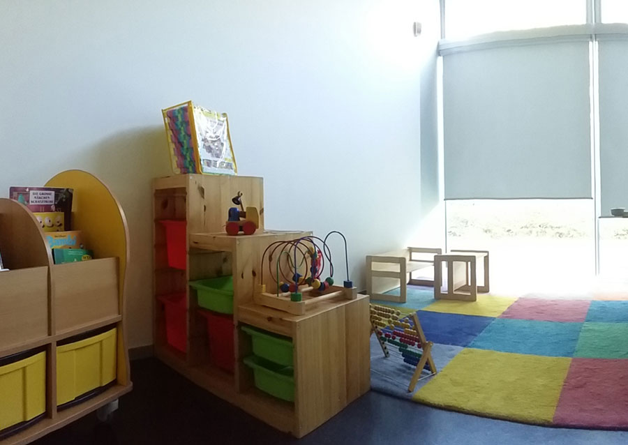 Play and Study Area