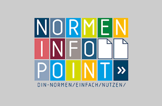 Normen-Infopoint
